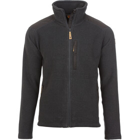 Fjällräven Buck Fleece Jacket Men graphite/dark grey